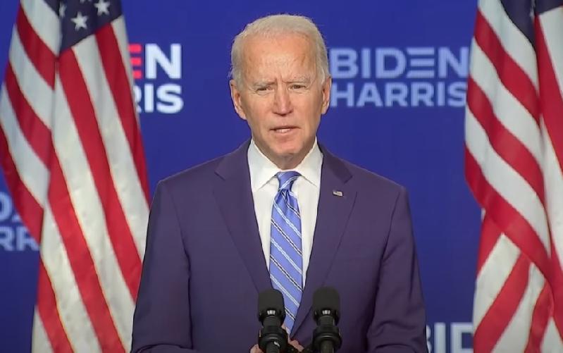 Joe Biden - screenshot