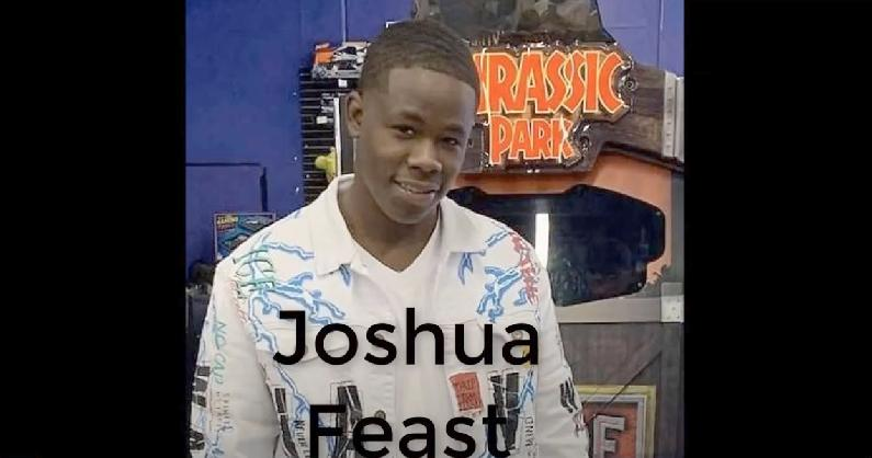 Joshua Feast - screenshot