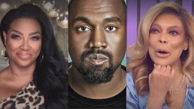 Kenya Moore - Kanye West - Wendy Williams