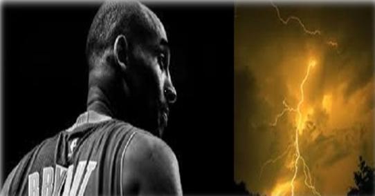 Kobe Bryant - lightning1
