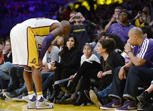 Kobe speaks to wife daughrt & mom-in-law - Getty - 33481448-8759931-image-a-6_1600780209399
