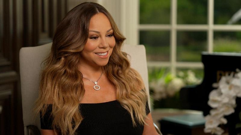 Mariah Carey (via CBS Sunday Morning)