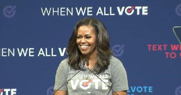 Michelle Obama - When We All Vote