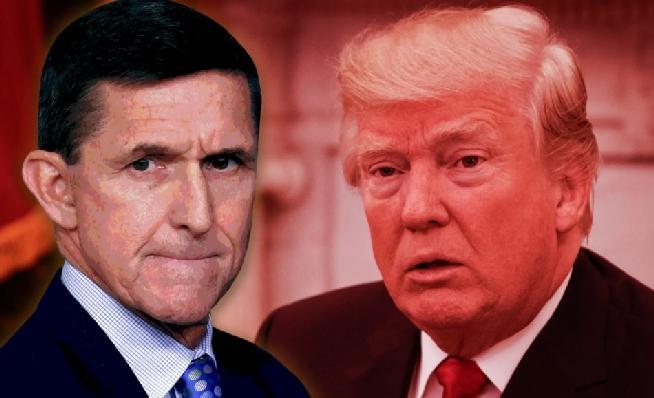 Mike Flynn - Donald Trump