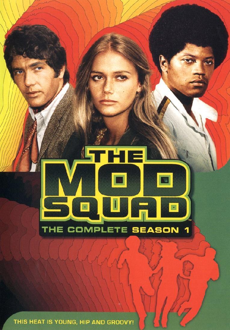 Mod Squad season 1 poster