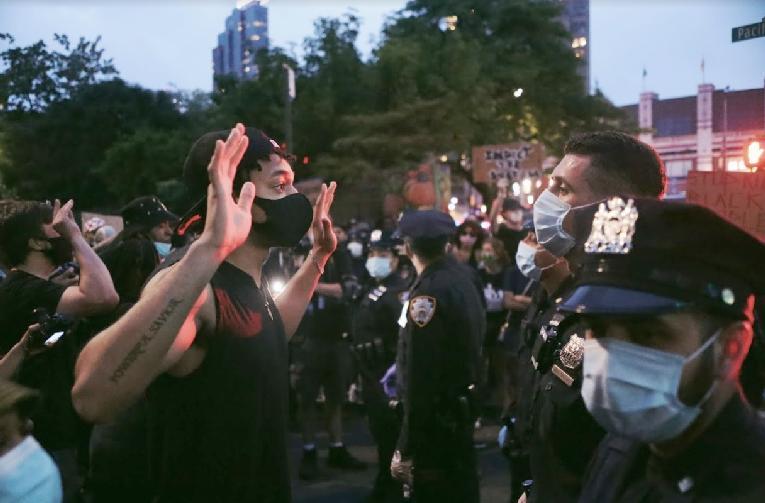 Never Again - Brooklyn