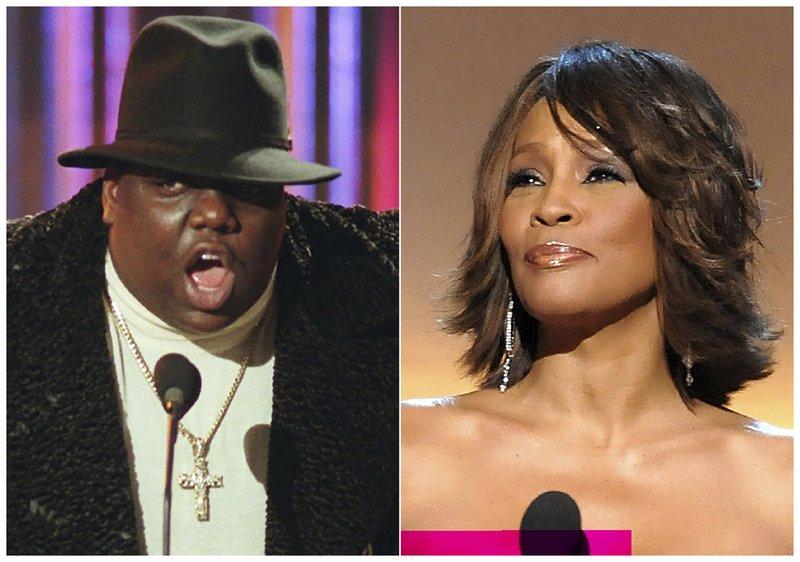Notorious BIG - Whitney Houston