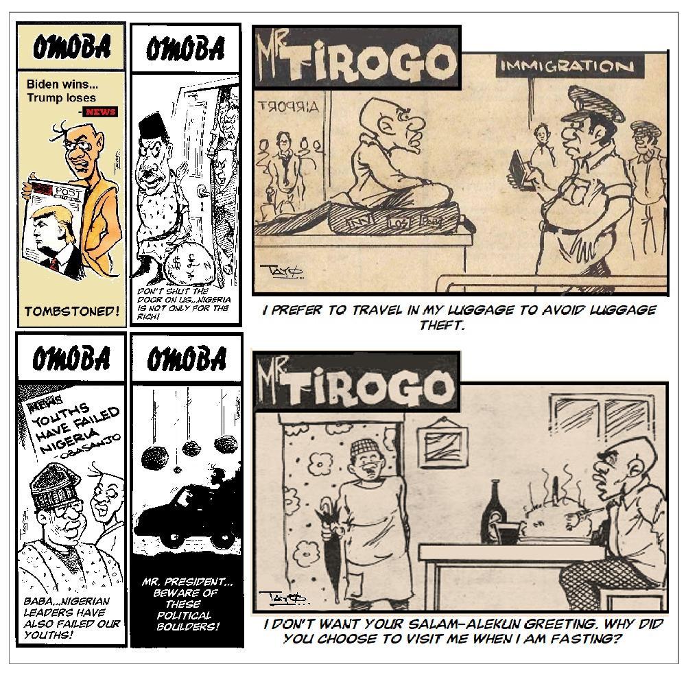 OMOBA and Mr TIROGO resend