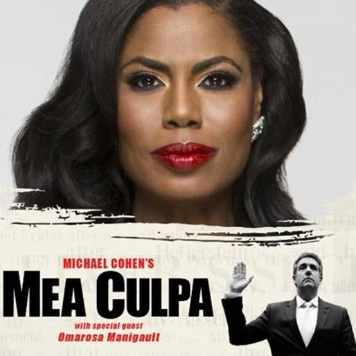 Omarosa - michael Cohen - Mea Culpa