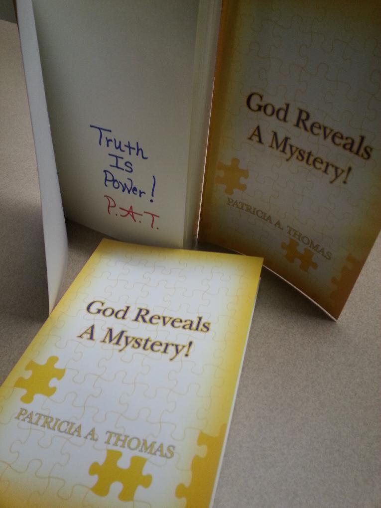 Patricia Thomas - God Reveals A Mystery - 20180217_171353