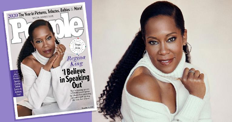 Regina King - Named One-Of-PEOPLE's-'People-Of-The-Year'