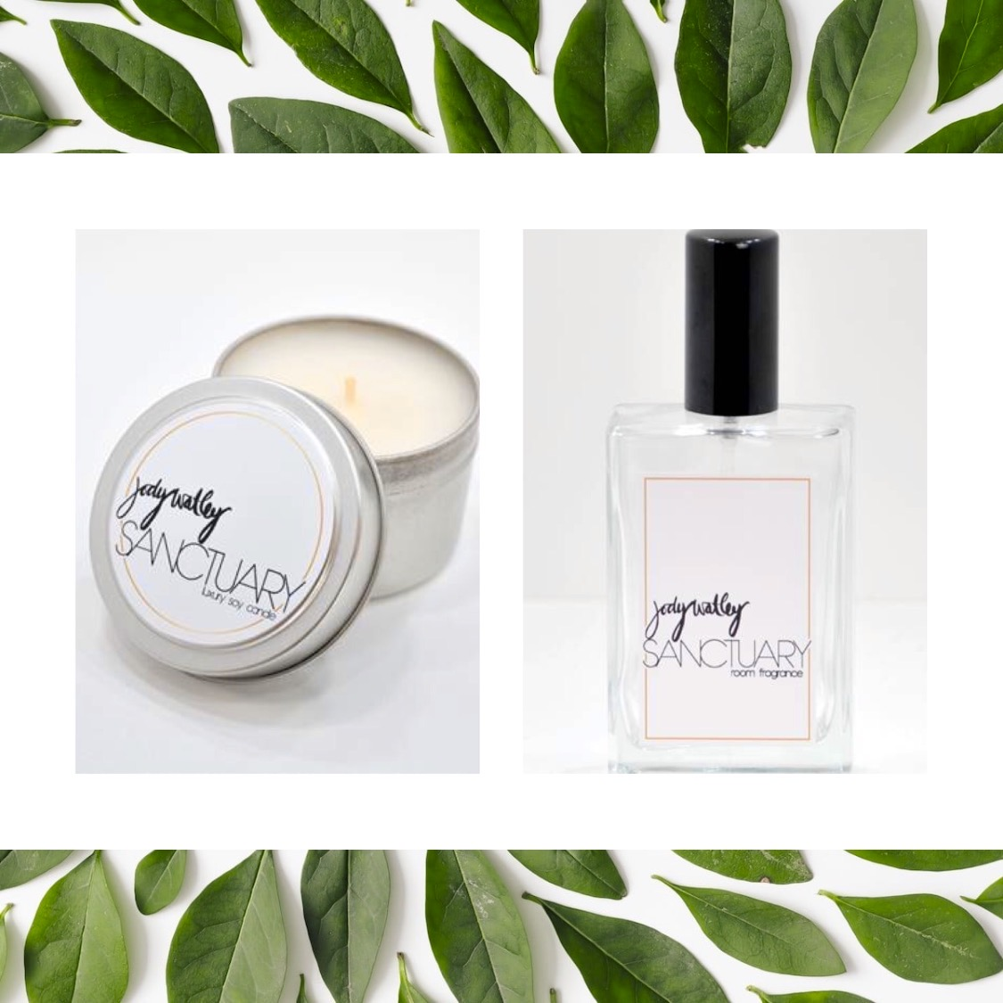 Sanctuary Candle and Interior Fragrance (2)