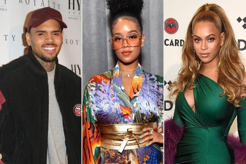 Soul Train Awards - Chris Brown - Her - Beyonce