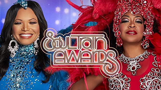 Soul Train Awards - Tisha Campbell & Tichina Arnold