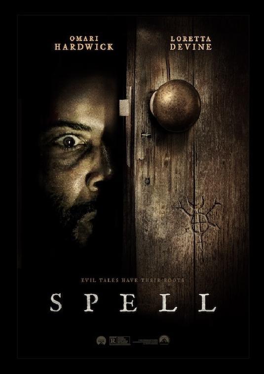 Spell - poster