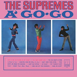 Supremes-a-go-go