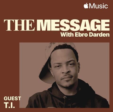 TI - the message - ebro