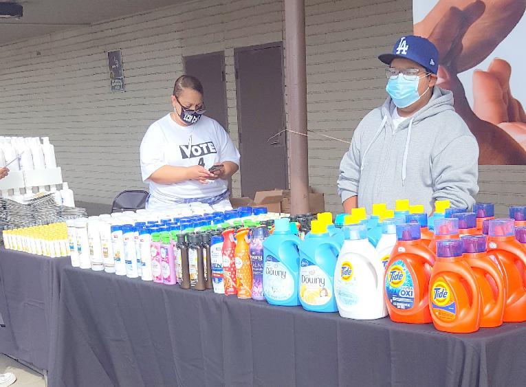 TK - Detergents