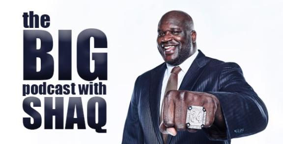 The BIG Podcast withy Shaq - logo
