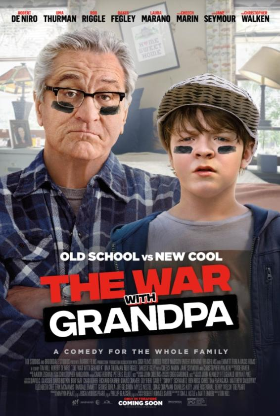The War with Grandpa - poster