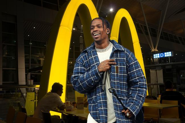 Travis Scott - McDonald's