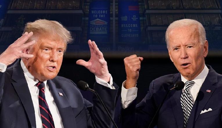 Trump-Biden - Debate