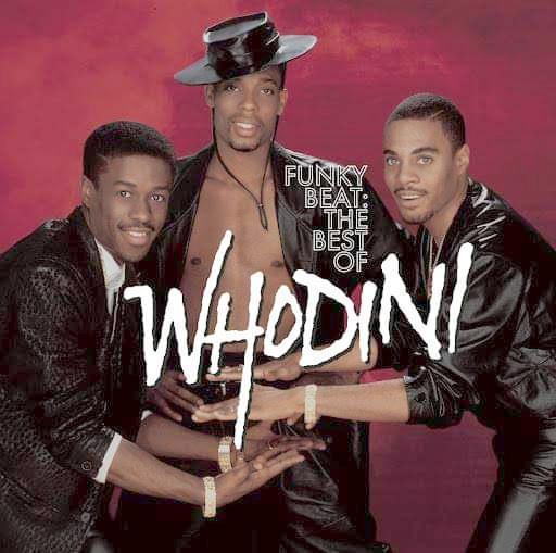 Whodini album cover