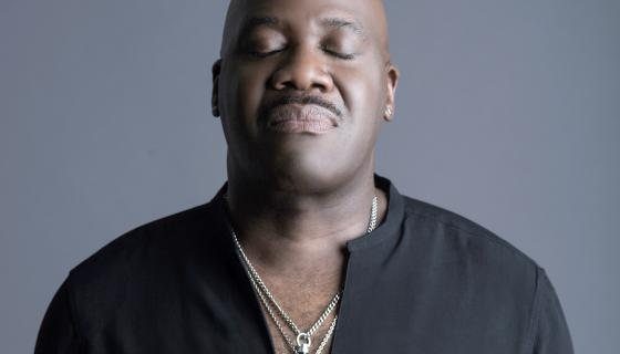 Will Downing eyes closed
