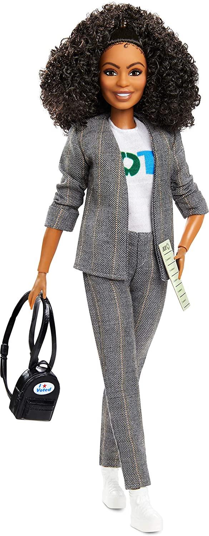 Yara Shahidi barbie2