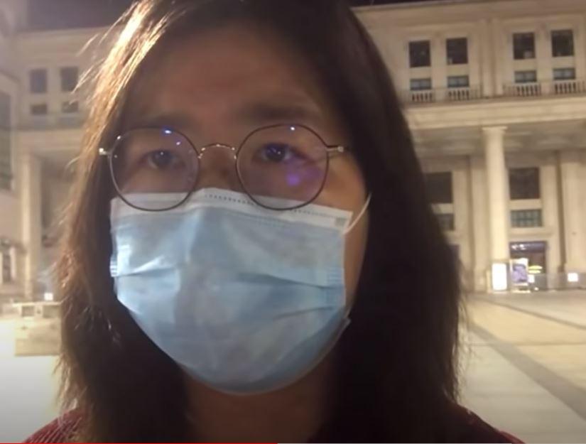 Zhang Zhan - screenshot/YouTube