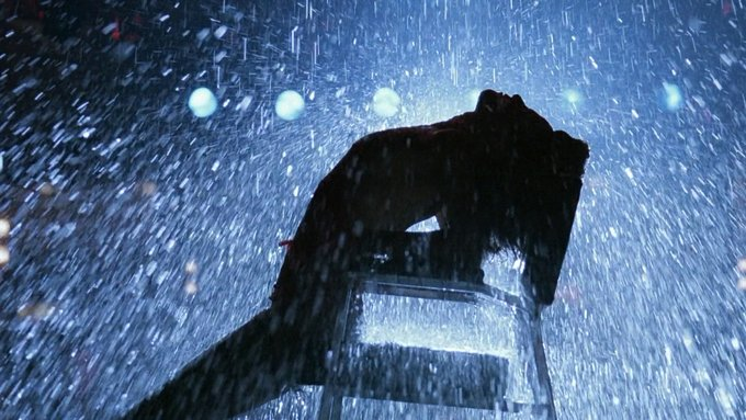 flashdance-water scene