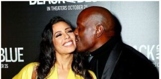 Tyrese and Wife Samantha Lee Gibson Announce Divorce