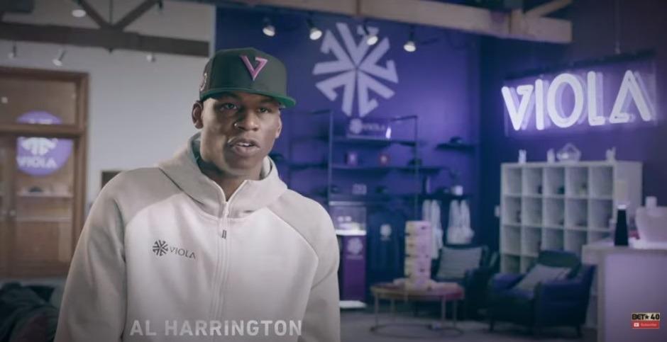 Al Harrington, Smoke Marijuana Black America