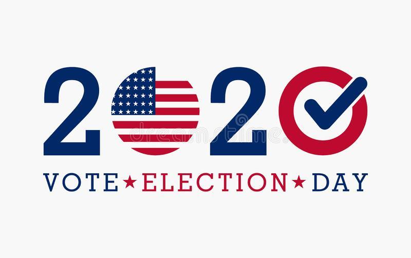 united-states-america-presidential-election-design-logo-vector-illustration-isolated-white-background-united-states-175489110