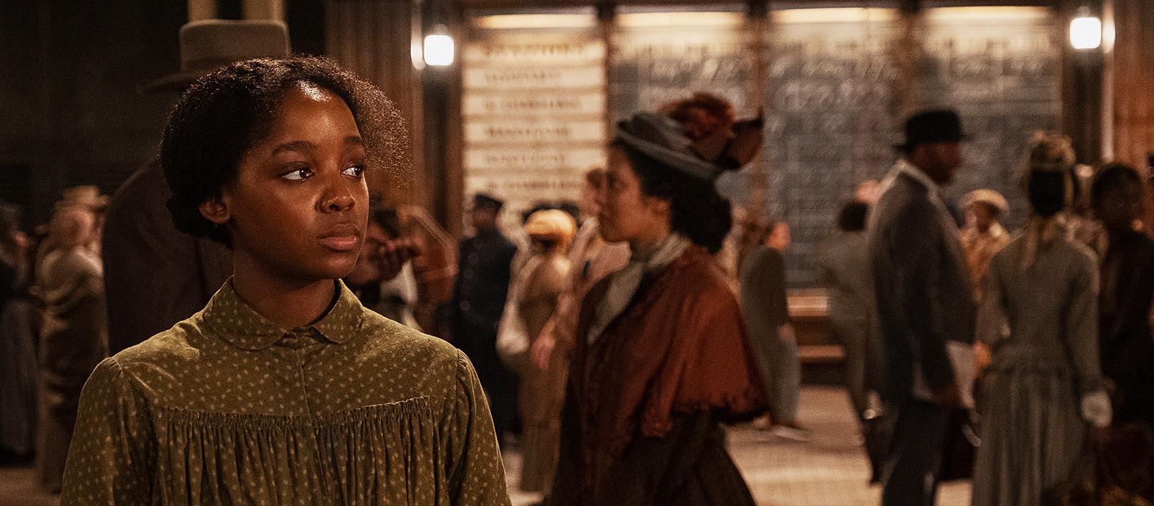 Barry Jenkins Unveils Another Look at Amazon's 'Underground Railroad' Limited Series