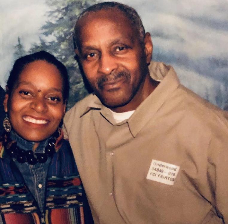 Bill Underwood & daughter