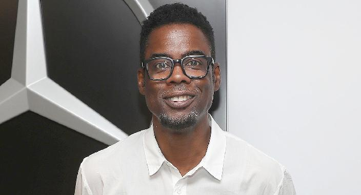 Chris Rock - Getty