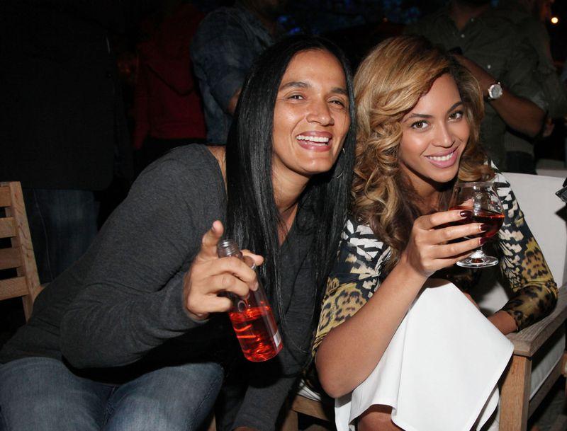 Desiree Perez & Beyonce (Getty)