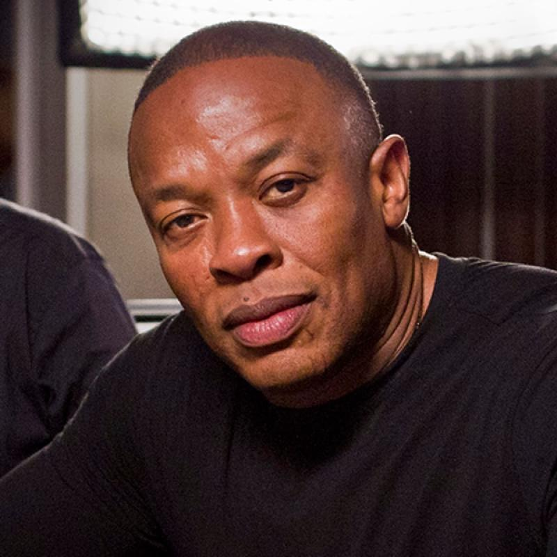 Dr Dre - Getty