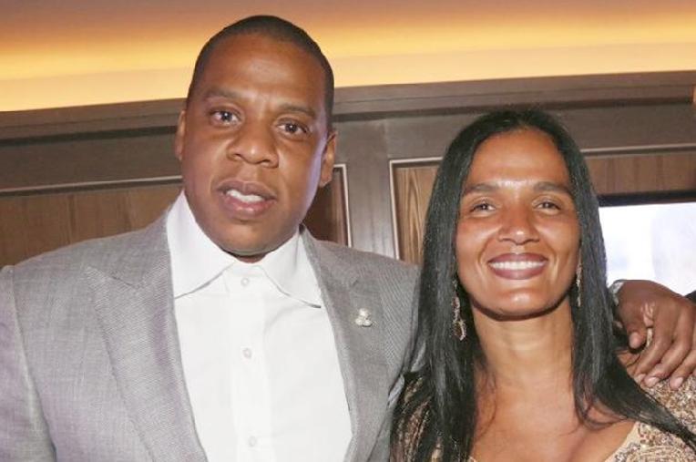 Jay Z & Desiree Perez2 (Getty)