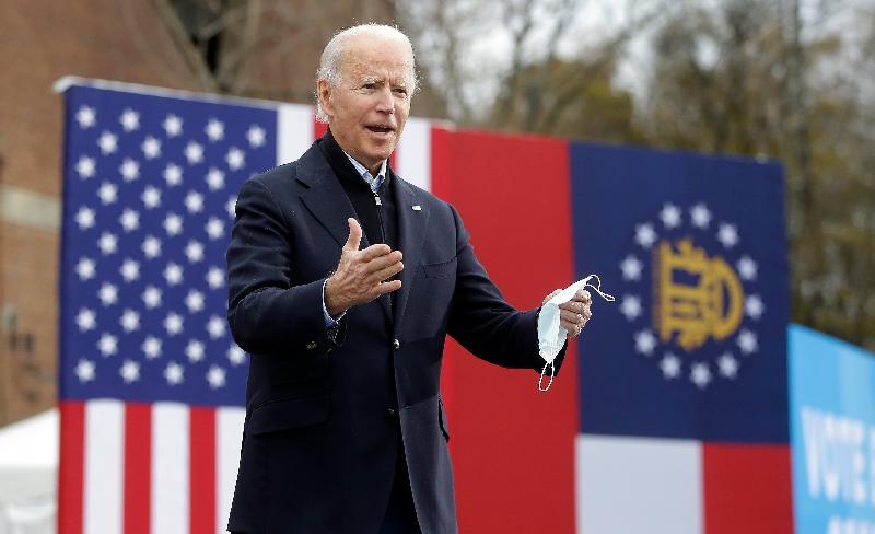 Joe Biden - Georgia (Getty)