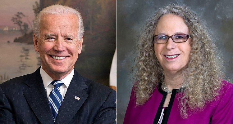 Joe Biden - Rachel Levine