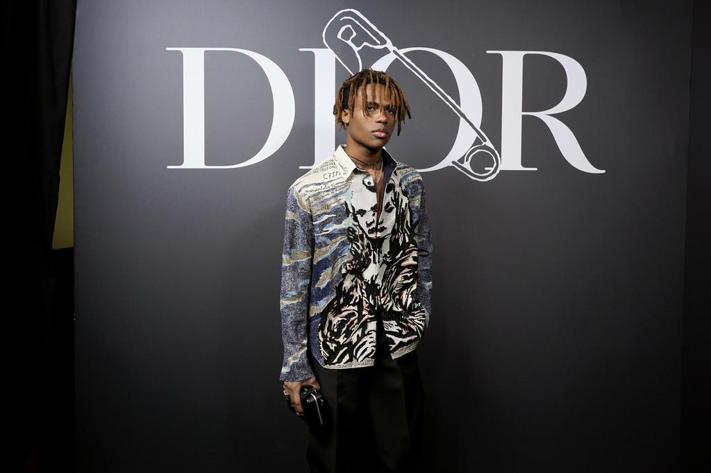 Kailand+Morris+Dior+Homme+Photocall+Paris+sv7X1owP1Anx