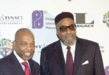 Leon Huff & Kenny Gamble (Getty)