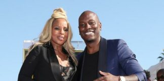 Mary J Blige & Tyrese (Getty)