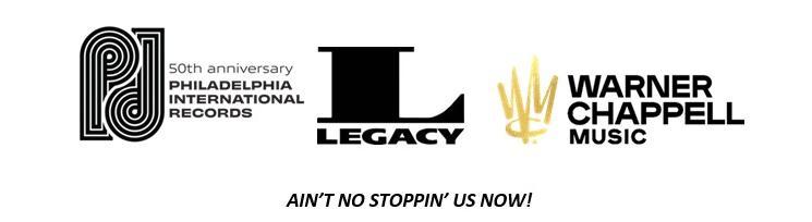 PIR Warner Chappelle Legacy logos