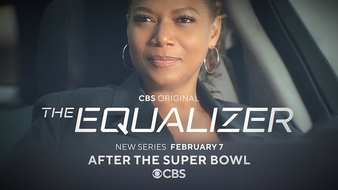 Queen Latifah - The Equalizer promo