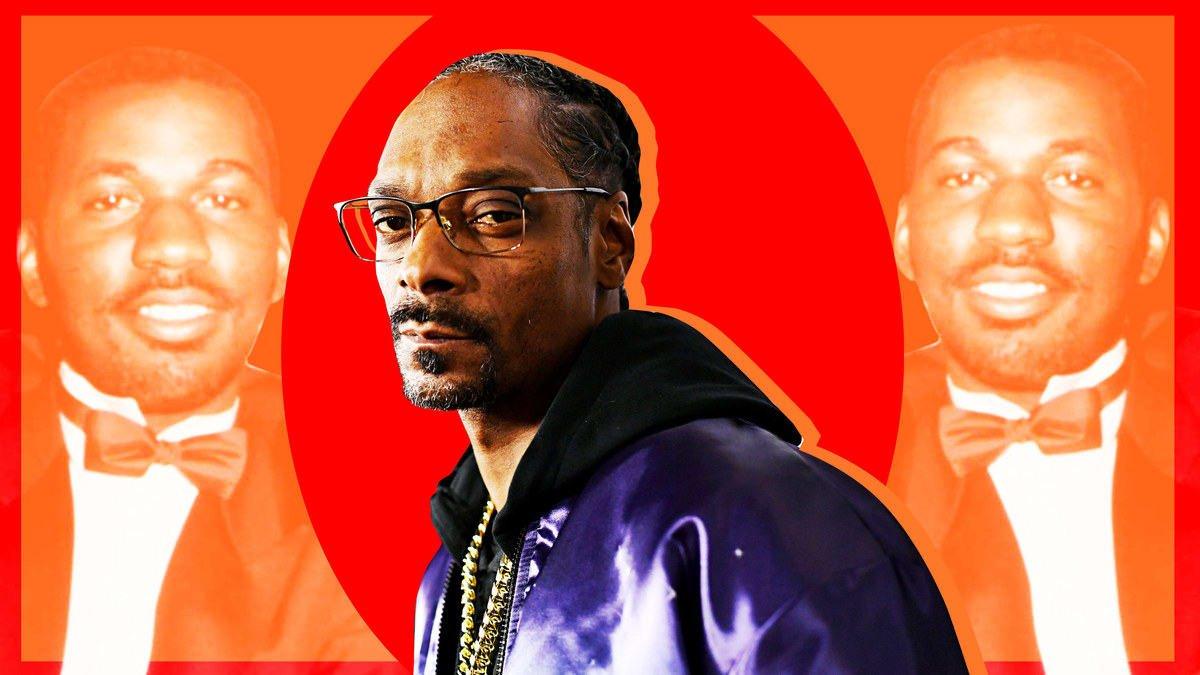 Snoop Dogg & Michael Harry-O Harris (Getty-dailybeast composite)