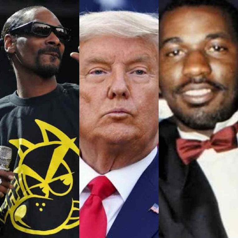Snoop - Trump - HarryO