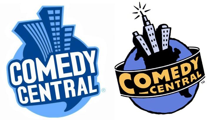comedy central - logos